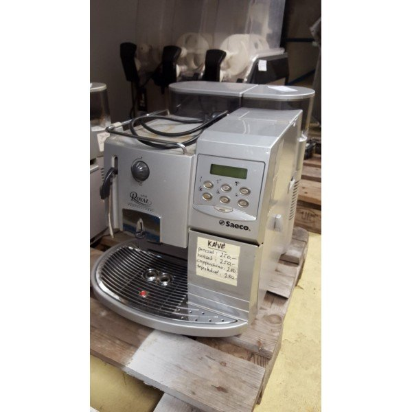 Saeco SUP016RE Royal Prof coffee maker Coffee makers